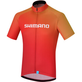 Shimano Team Jersey Herr red